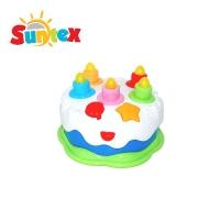 Count & Blow Birthday Cake