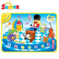 Touch & Learn Playmat (Music Instrument)