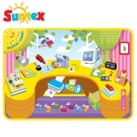 Touch & Learn Play Mat (Office Equipment)