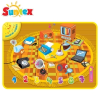 Touch & Learn Play Mat (House Equipment)