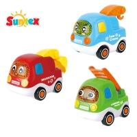 Mini Friction Car