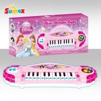 DISNEY PRINCESS PIANO SET