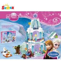 Frozen Block Castle
