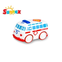 Cartoon Touch Crawling car